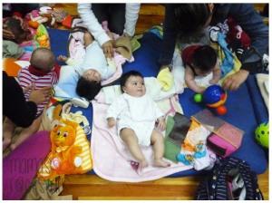 Nuestra experiencia con la estimulación temprana