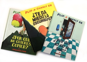 Plip y Charly