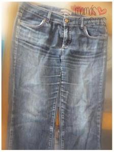 De mamá cositas: Reciclado de ropa-pantalones de mezclilla