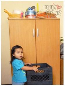 De mamá cositas: Cómo hacer unas repisas recicladas