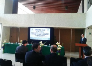 Primer Foro Nacional para el Desarrollo de Políticas para la Prevención y Atención del Nacimiento Prematuro en México