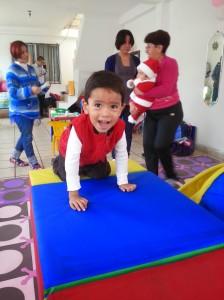 Los beneficios de la estimulación temprana