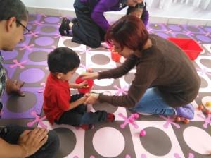 Mi experiencia con la estimulación temprana