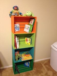 Ideas para ordenar libros infantiles