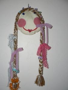 Ideas para organizar moños y diademas