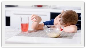 Niños no acostumbran desayunar