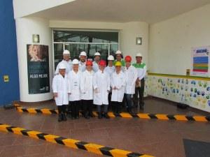 Visita planta cereales Nestlé
