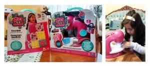 Máquina de coser para niñas: Sew Cool